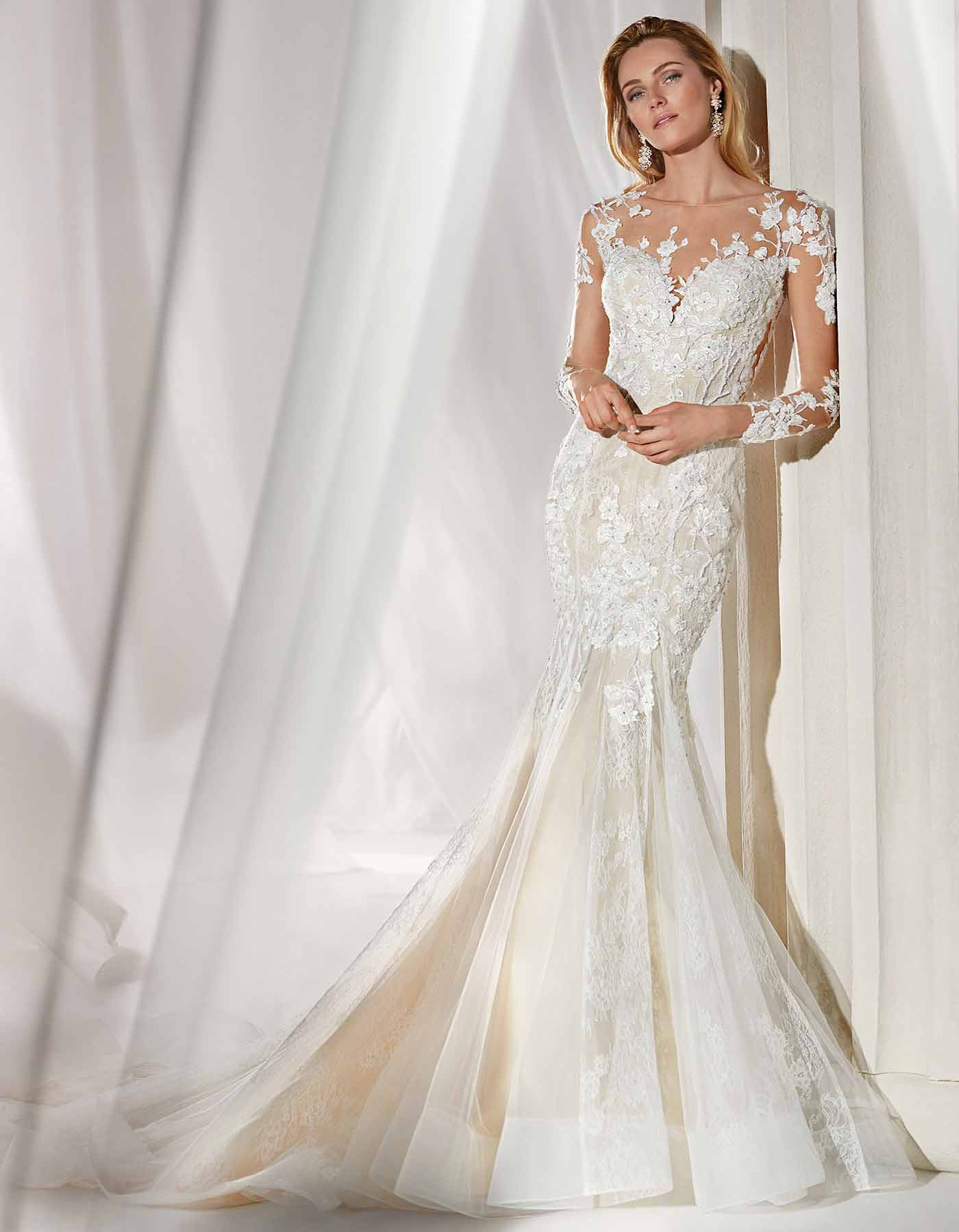 purchase cheap 1de01 272cc 19148 by Nicole Spose | Fit & Flare Gown | Raffaele Ciuca Bridal