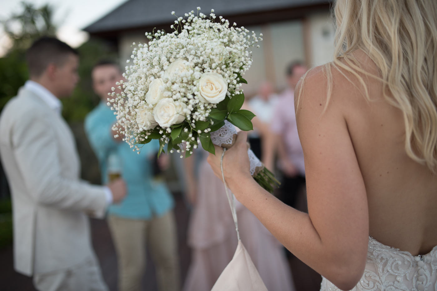 RC Real Bride Melissa + Aidan | The Edge Bali Wedding | Overseas Wedding | Hadley by Sottero and Midgley