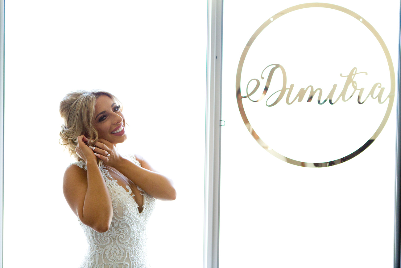 Dimi + Kosta | #RCREALBRIDE | Real bride Wedding Melbourne | Greek Wedding | Melbourne Wedding | DEMETRIOS 707 Wedding Gown | Raffaele Ciuca