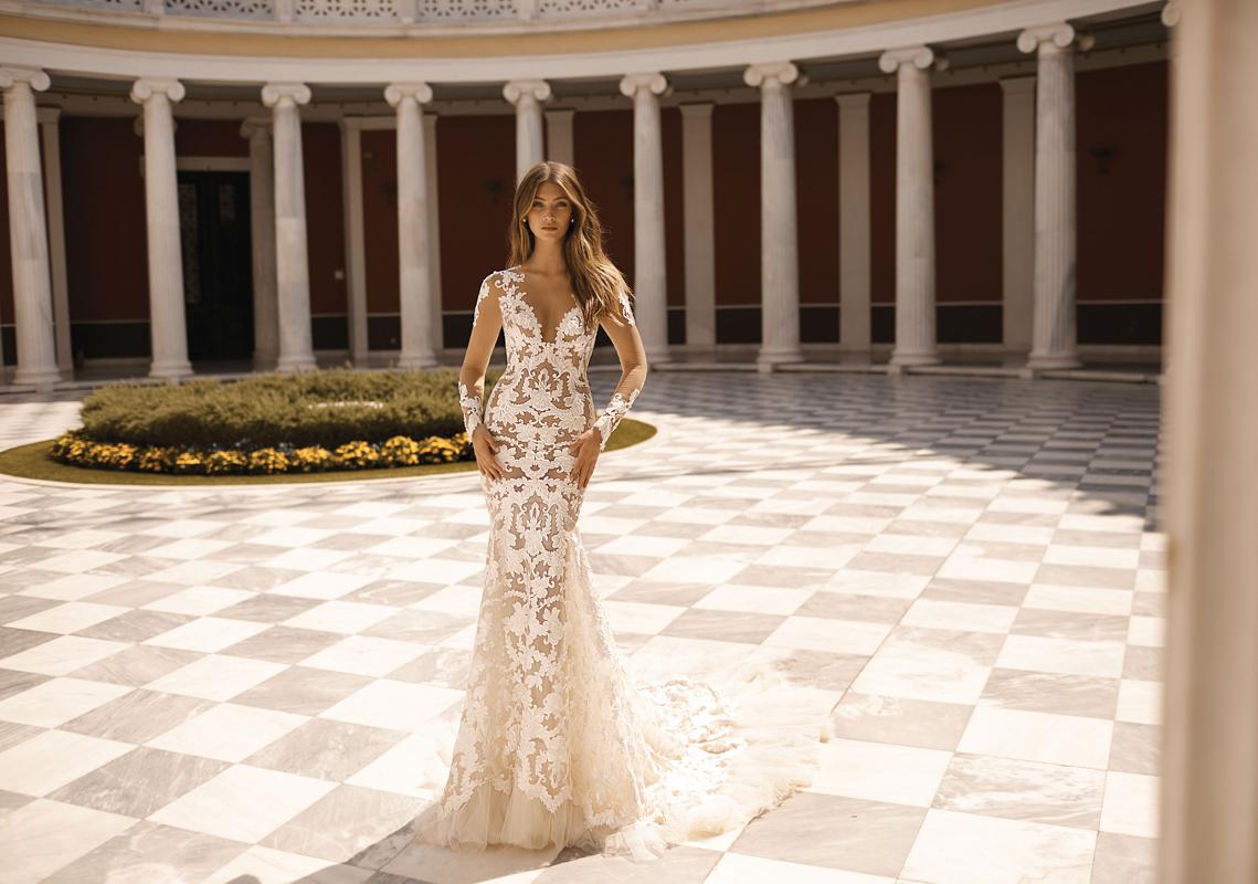 BERTA 2019 ATHENS COLLECTION RAFFAELE CIUCA DESIGNER WEDDING DRESS