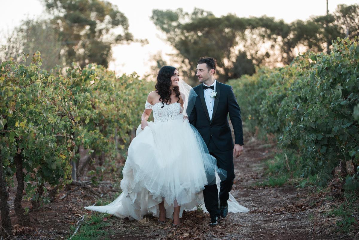 Laura + Daniel   RC Real Bride   Real Bride   Real Wedding   Melbourne Wedding   Raffaele Ciuca   Rebecca Ingram Lavonne Dress with Detachable sleeves   Maggie Sottero