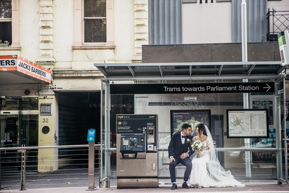 DANIELLE + MARLIN | #RCREALBRIDE | RC real Bride | Real Bride | Real Wedding | Melbourne Wedding | Melbourne Bridal Store | Demetrios 717