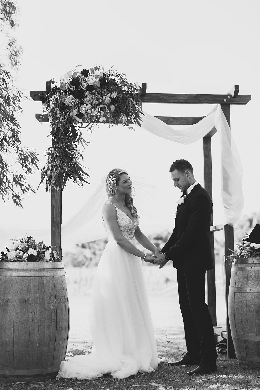 Amelia + Lyall | #RCRealBride | Real Bride | Melbourne Wedding | Princess Wedding Dress