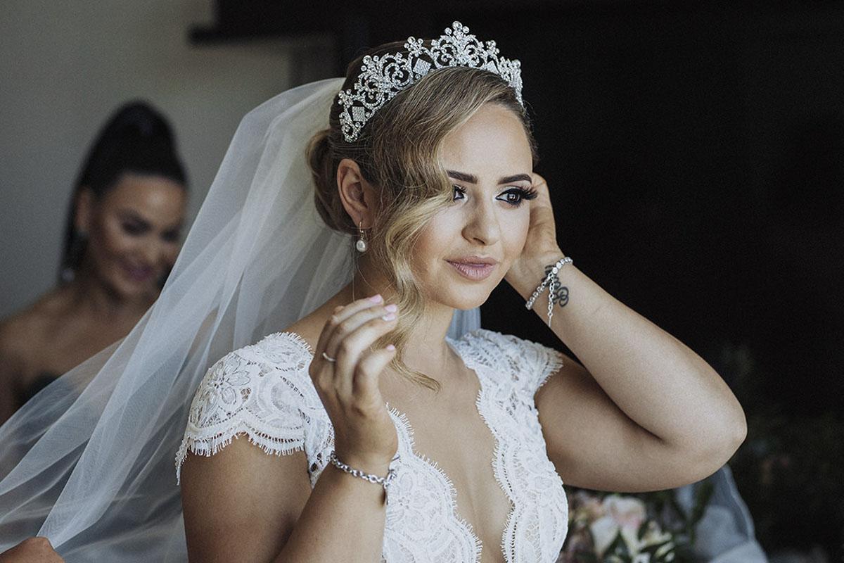 Danielle + Myles | RC REAL BRIDE | Berta 15-15 Wedding Gown | Raffaele Ciuca | Melbourne Wedding Gowns
