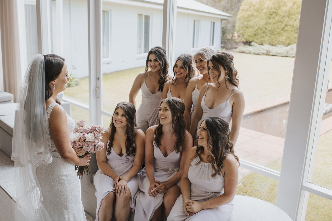 Real Bride - Amy + Jarred | Real Wedding Melbourne Mornington Penisula |  Scarlett by Raffaele Ciuca