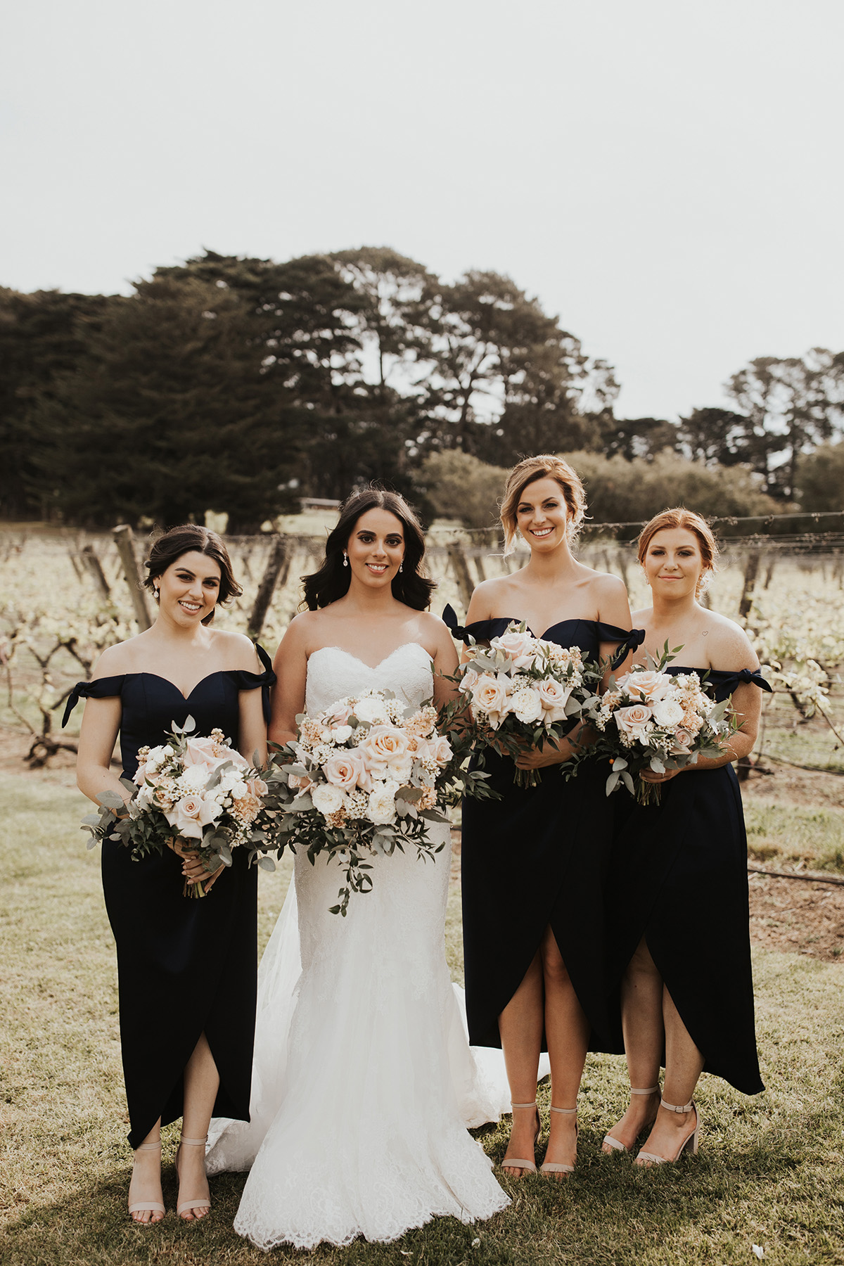 RACHEL + NICK | Nicole Spose in 17115 |  Real Wedding | Real Bride | Melbourne Wedding | Melbourne Bridal