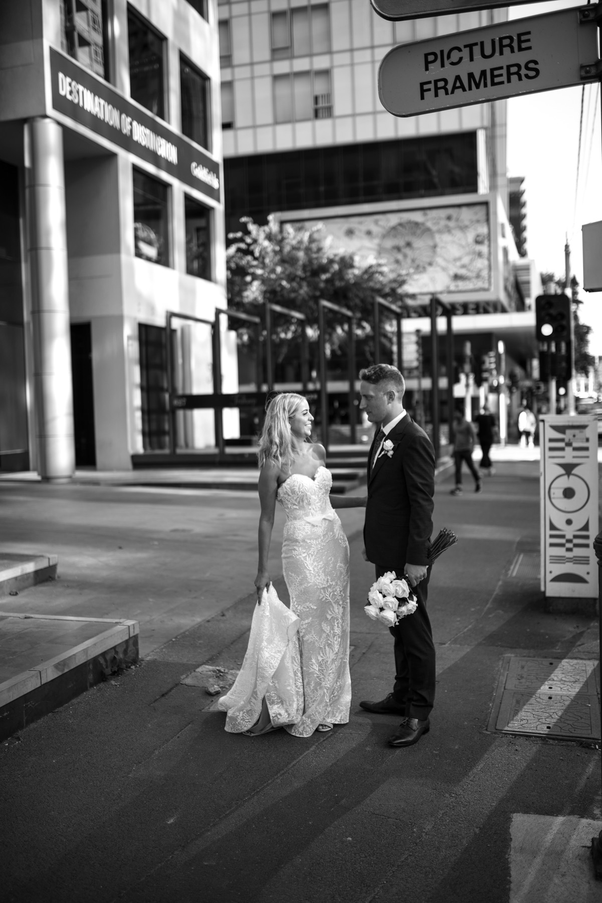 RC Real Bride Vanessa + Cameron | Melbourne Wedding | Wedding Dress 248 by Wedding Societe | Melbourne Bridal