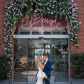 RC Real Bride Vanessa + Cameron   Melbourne Wedding   Wedding Dress 248 by Wedding Societe   Melbourne Bridal