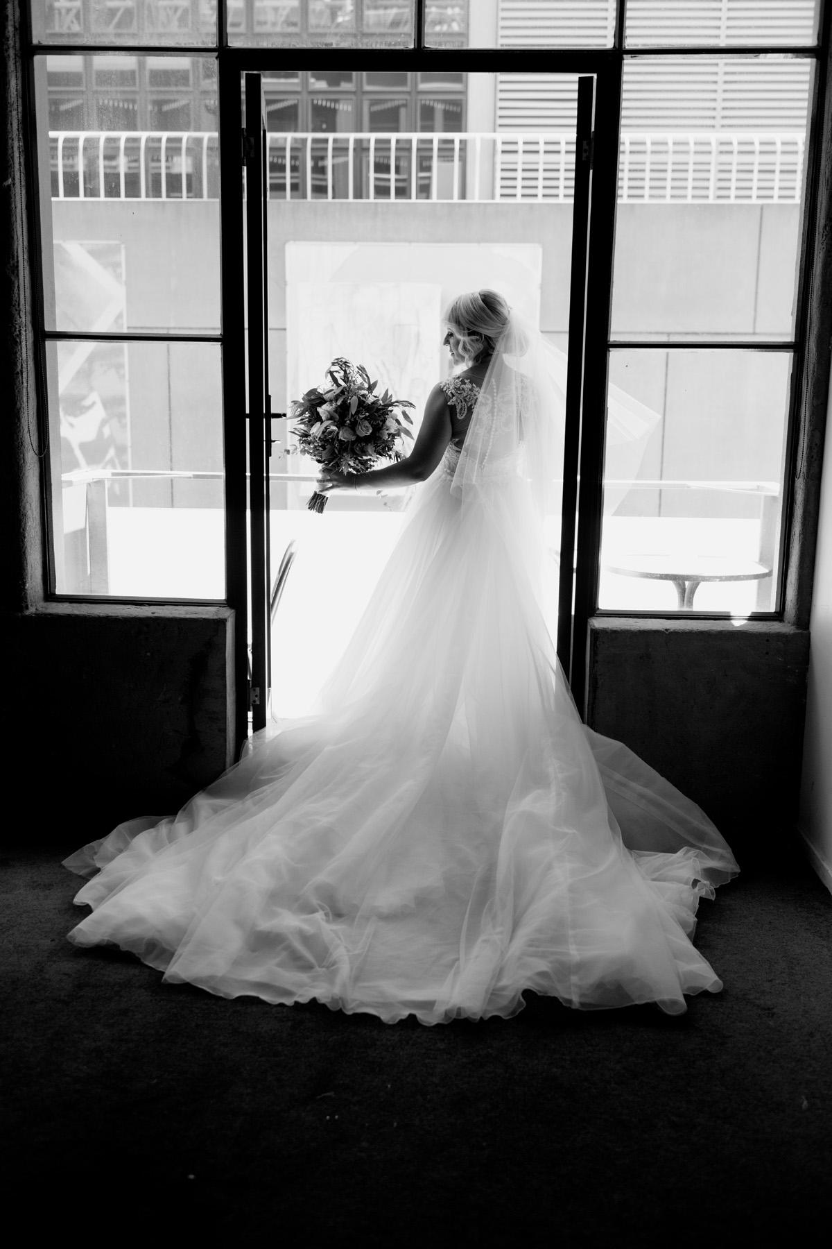 ERIKA + BEN | REAL BRIDE | DEMETRIOS 707 | MELBOURNE WEDDING GOWN | MELBOURNE BRIDAL
