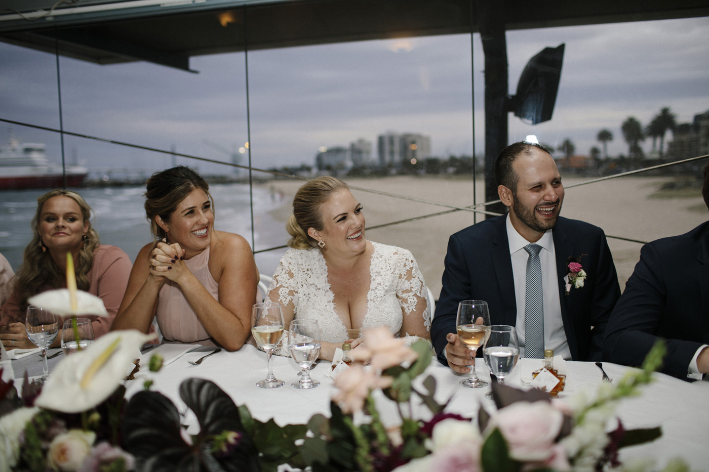 Claire + Mike | Its Beautiful Here Photography | Raffaele Ciuca | Eva Plus by Pronovias | Real Bride | Melbourne Wedding