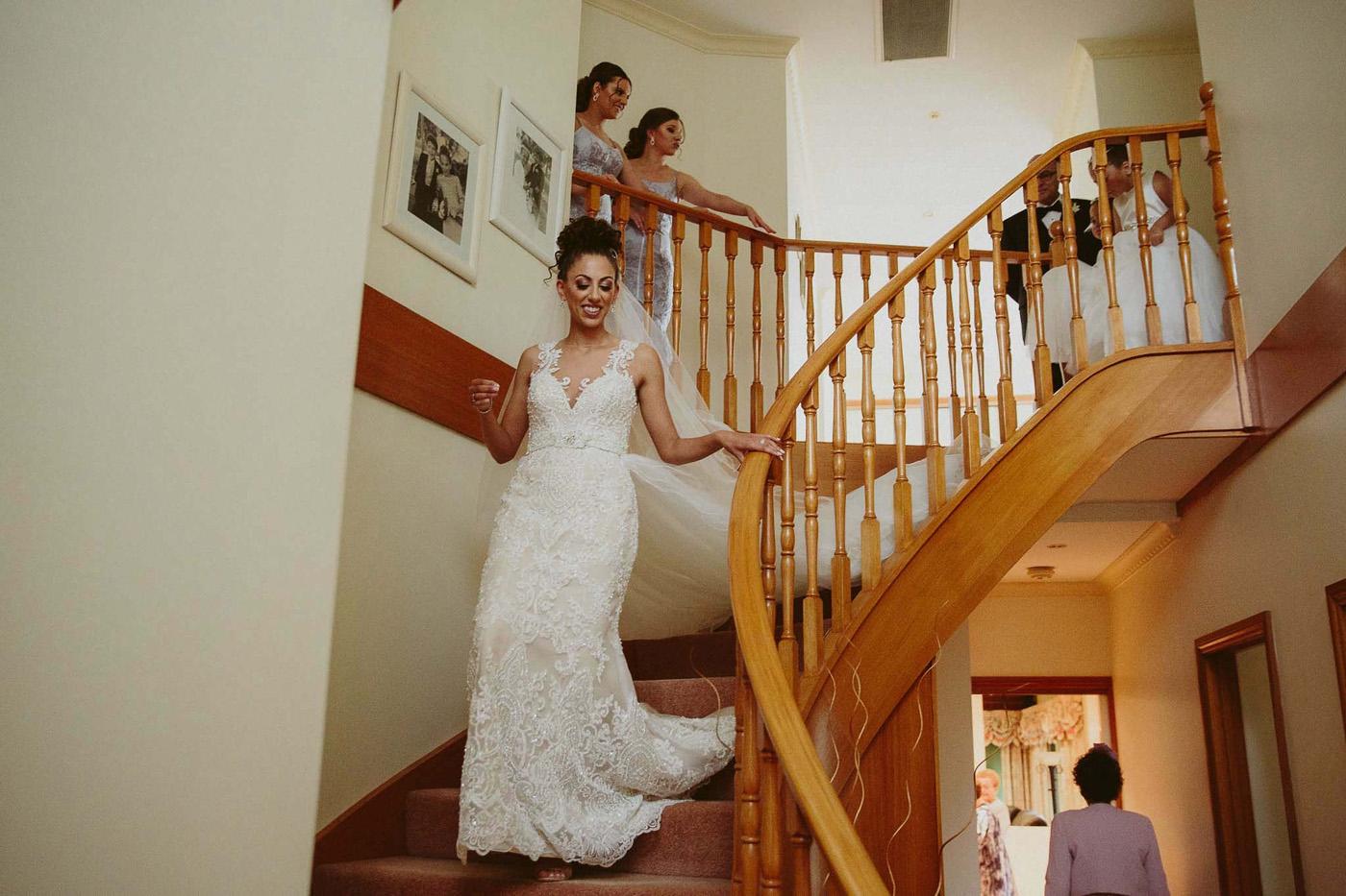 Rita + Cal | RC Real Brides | Demetrios 707 | Real Wedding | Real Bride | Melbourne | Raffaele Ciuca