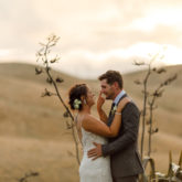 Danielle + Caylem | Raffaele Ciuca Real Bride | Real Wedding | New Zealand Wedding | Mietra by Maggie Sottero