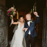 Rita + Cal | RC Real Brides | Demetrios 707 | Real Wedding | Real Bride | Melbourne | Raffaele Ciuca
